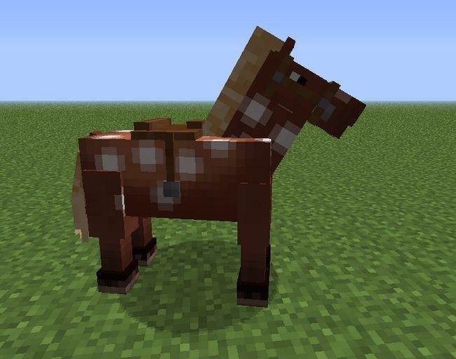Що їдять коні в майнкрафт