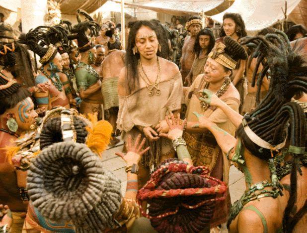 Художні фільми про майя