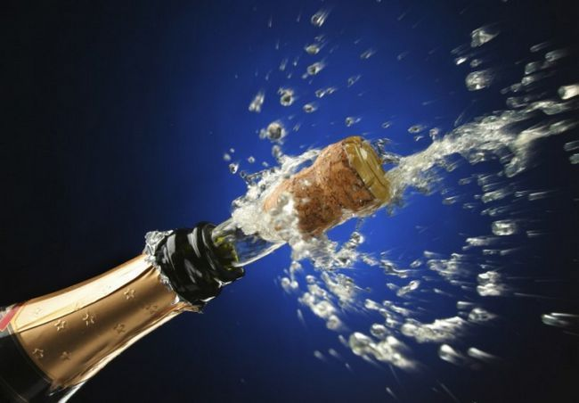 До чого сниться шампанське