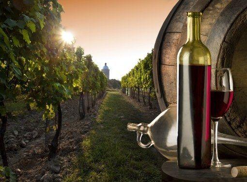 Як роблять купажне вино