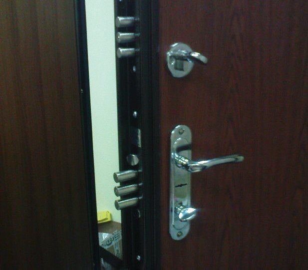 Як виготовити металеві двері