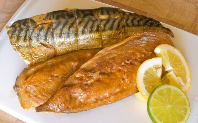 Як коптити рибу в аерогрилі