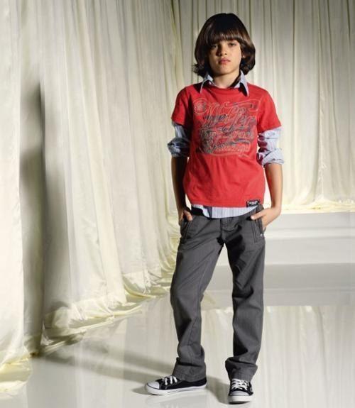Як модно одягнути хлопчика