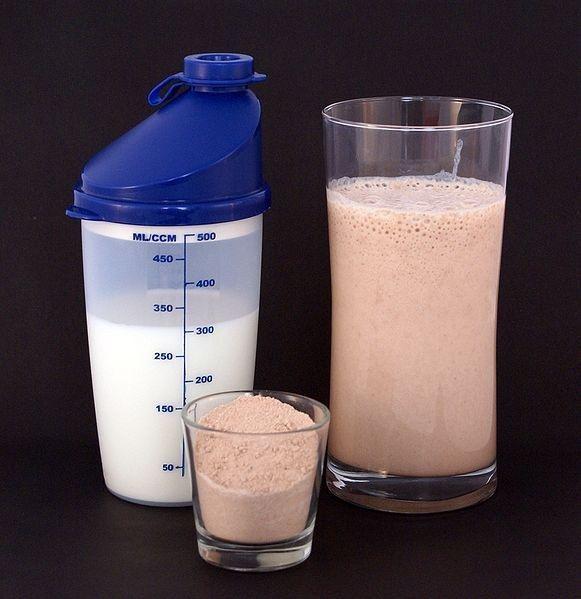 Як потрібно пити протеїн