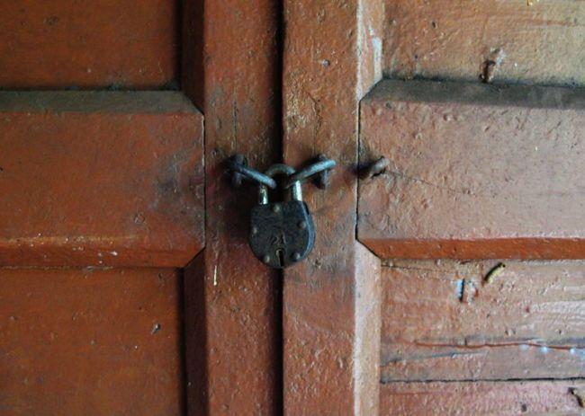 Як відкрити двері під`їзду