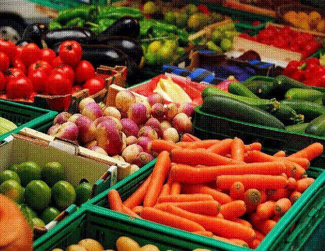 Як відкрити магазин овочів