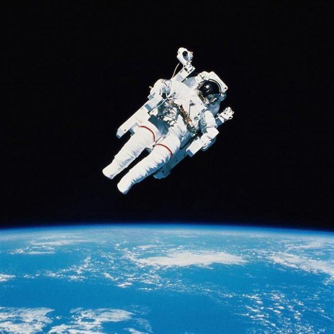 Як потрапити в космонавти