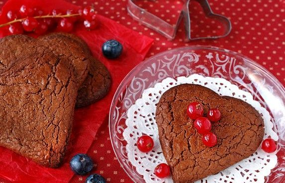 Як приготувати печиво до дня святого валентина