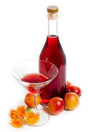 Як зробити з компоту вино