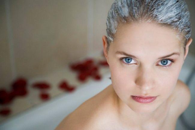 Як зробити кефірну маску для волосся