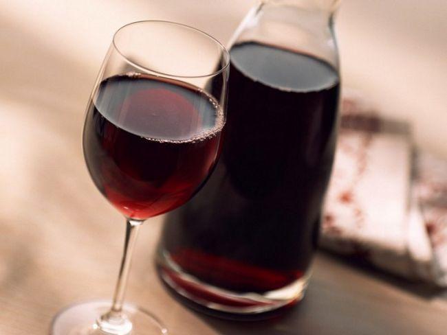 Як зробити вино з заграв варення