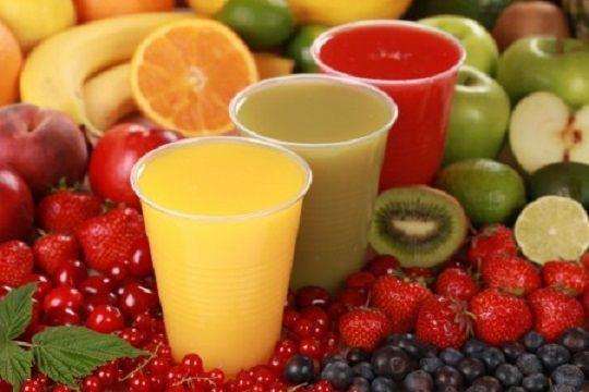 Як зробити вітамінний смузі