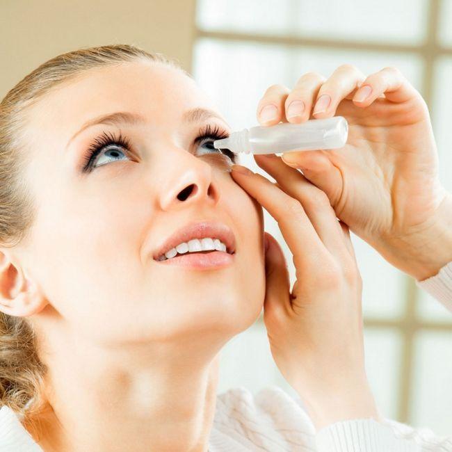 Як вибрати вітамінні краплі для очей