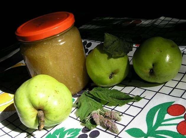 Як заготовити фруктове пюре на зиму