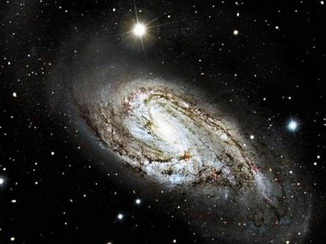 Яка галактика найбільша