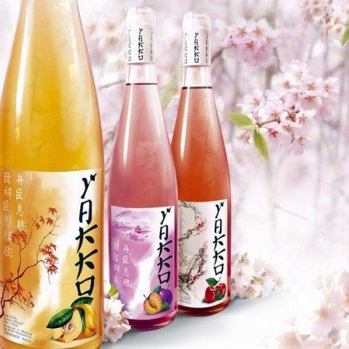 Які бувають японські вина