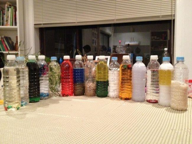 Які вироби можна зробити з пляшки з-під шампуню