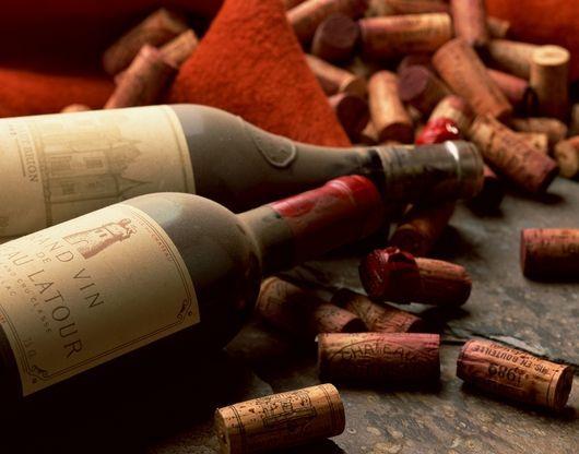 Які корисні властивості є у вина