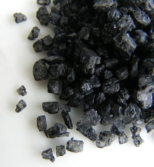 Корисні властивості чорної солі