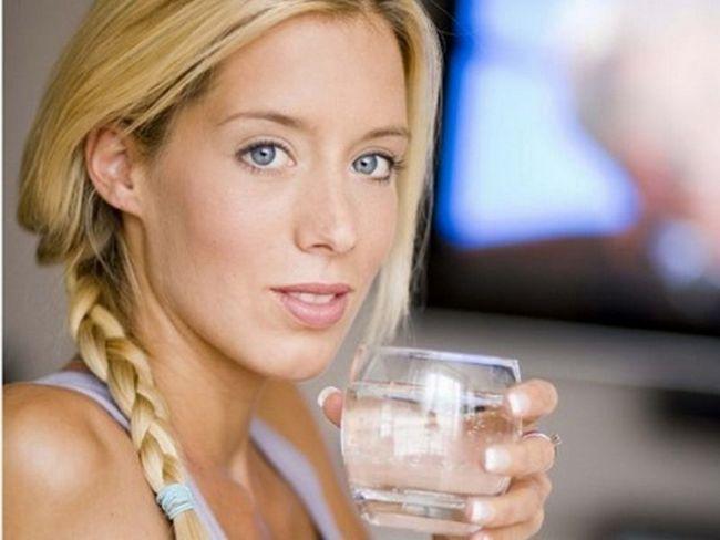 Корисні властивості питної води