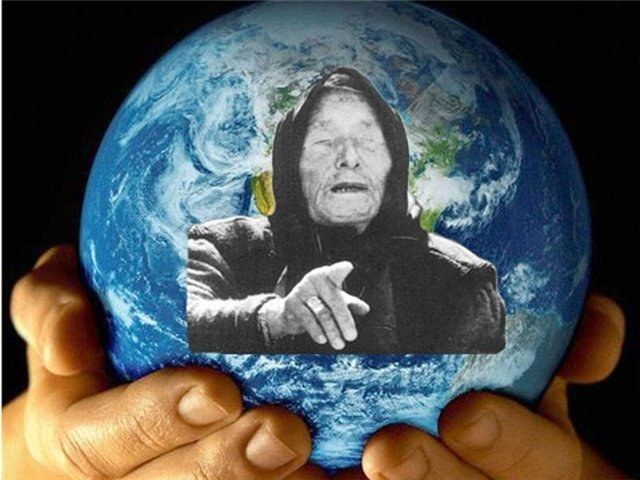 Предказивала чи ванга кінець світу