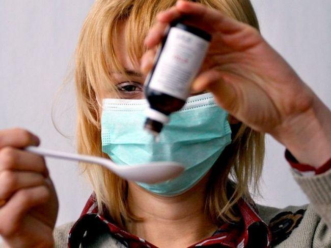 Застосування вітамінів під час грипу