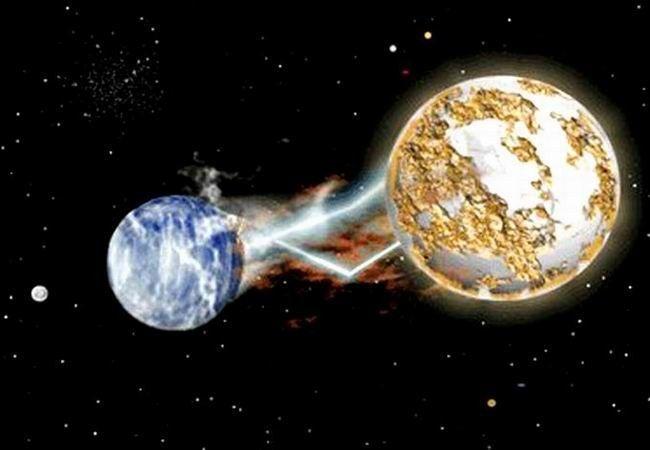 Чи існує планета нібіру