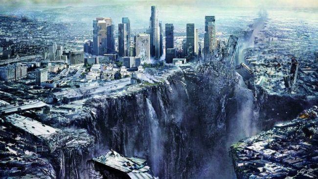 В яких фільмах показаний кінець світу