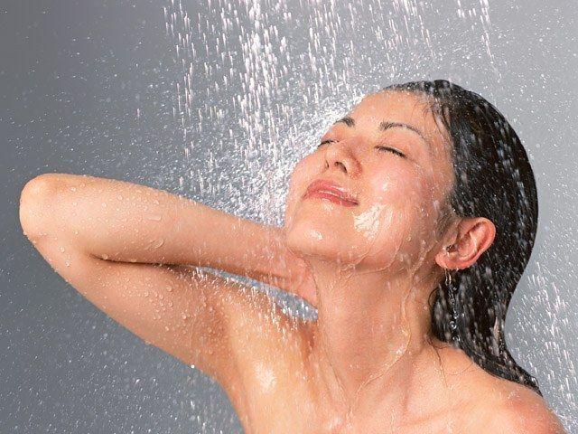 Чи шкідливий холодний душ після тренування?